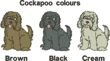 Cockapoo colors
