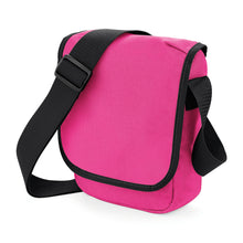Fuchsia walkies bag