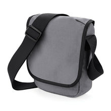 Grey walkies bag