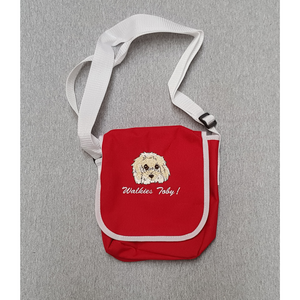 Cavachon Walkies Bag