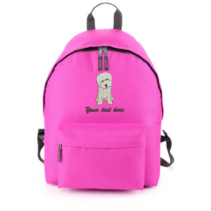 Bichon Backpack