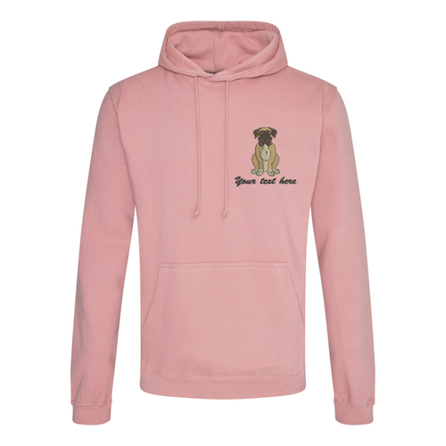 Boxer dog  pullover hoodie