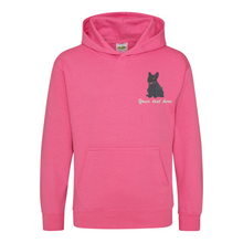 Kids personalised French Bulldog hoodie