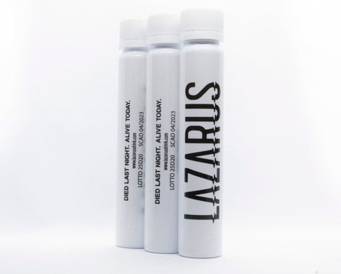 Lazarus - 10 Tubes Pack - Wholesale version