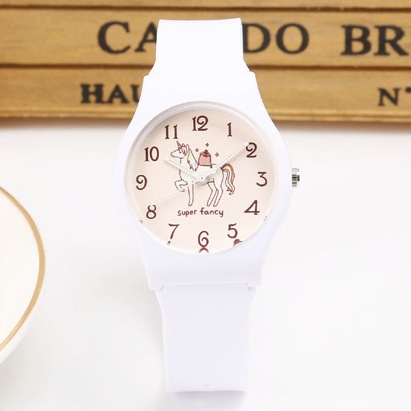 Cute Sporty Unicorn Watch for Kids