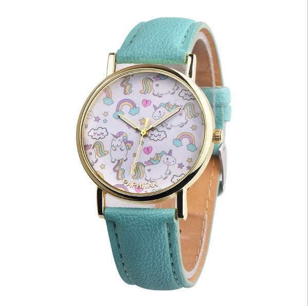 Rainbows and Unicorns Watch