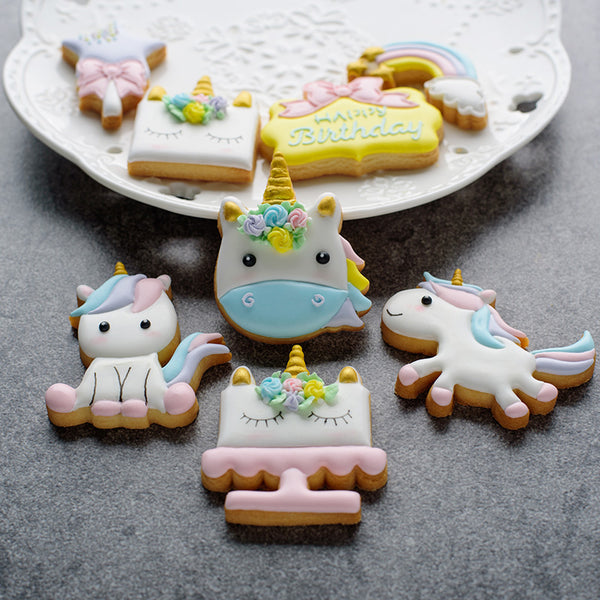 Unicorn Cookie Stamps