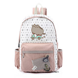 Fat Cat Canvas Bag