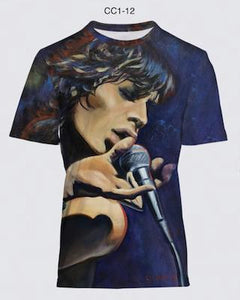 CC1-12 Jagger - Mens T-shirt