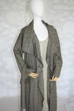 OE1-37 Squiggle Coat (Long)
