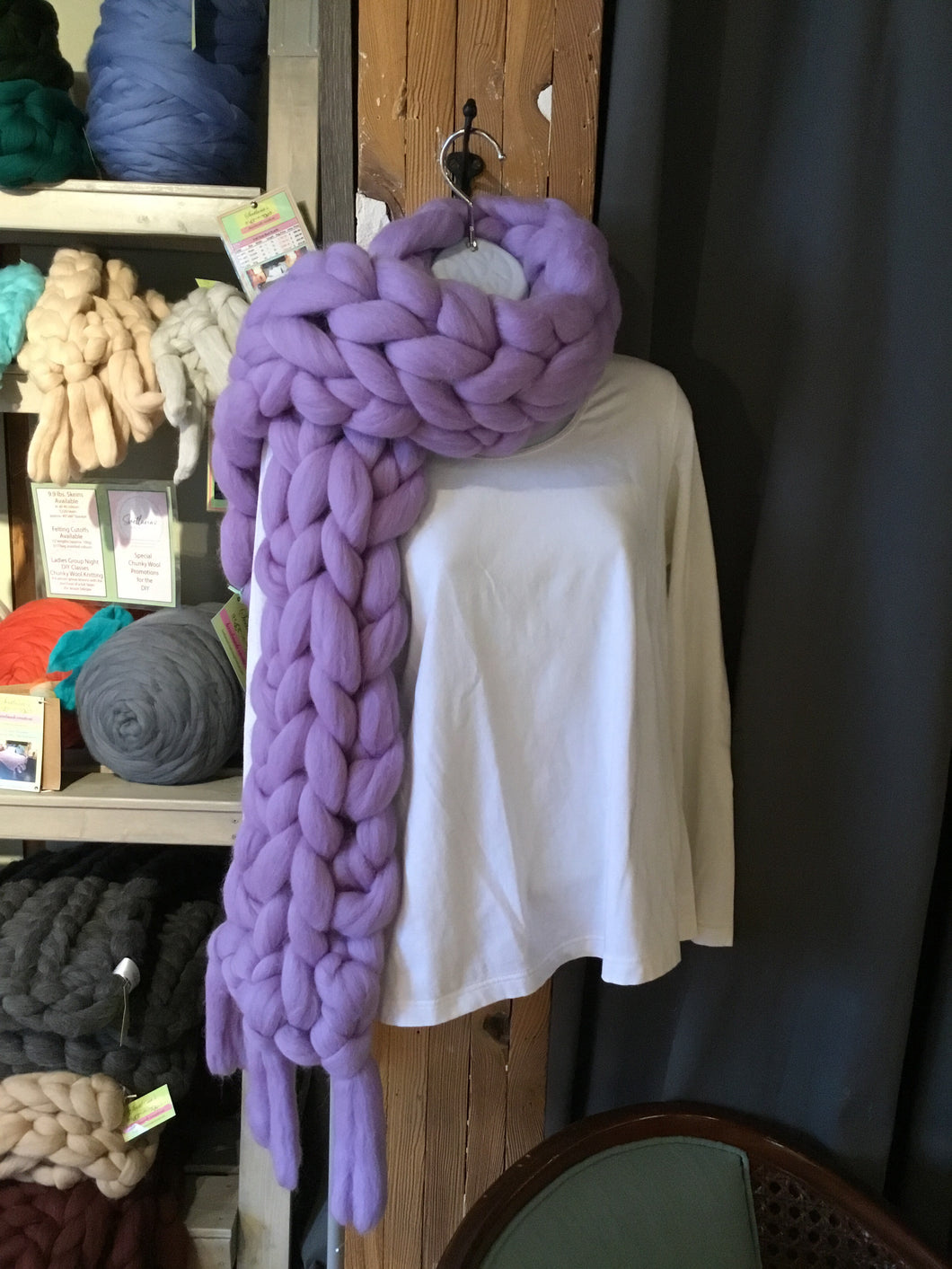 SP1-16 Long Scarf