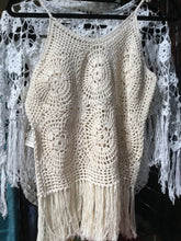 TB1-082 crochet tops and ponchos