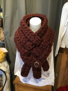 SP1-01 Woven Cowl
