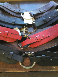 TB1-026 Leather Belt