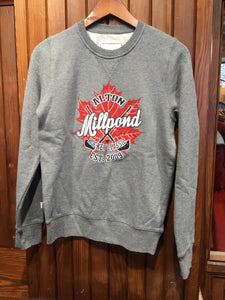 MH1-001 Women's Sweatshirt, Grey