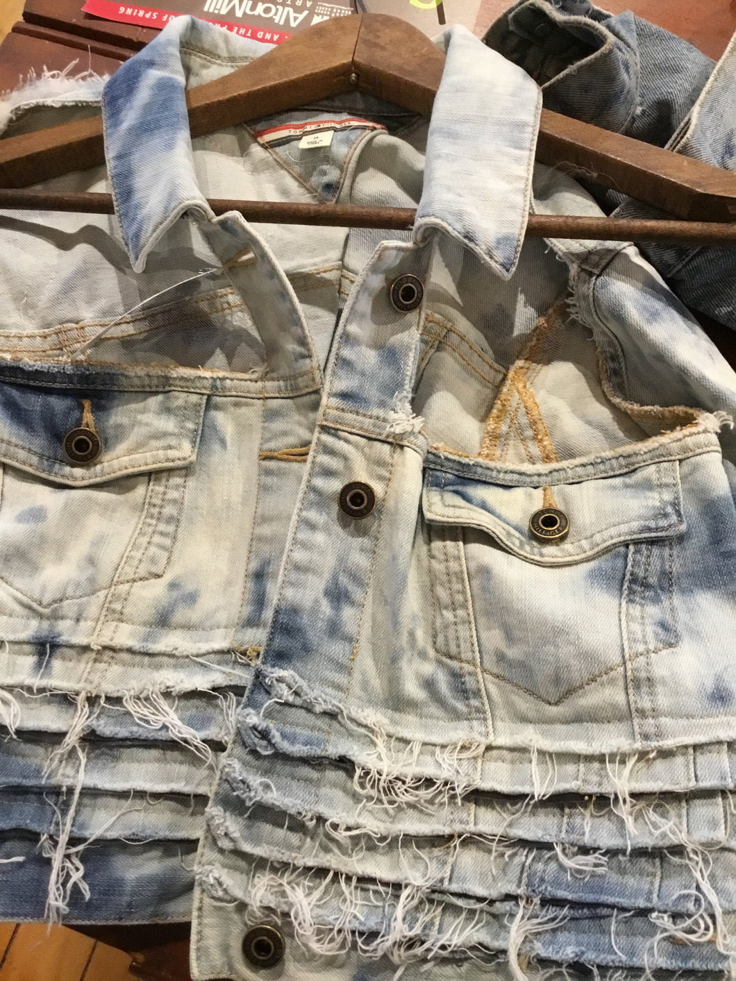 FB1-008 Denim jacket