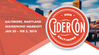 The CiderCon In Baltimore Is Fast Approaching!