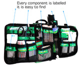 165-Piece Emergency Medical Kit