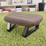 Seiza Meditation Bench with Removable Fabric Cover