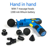 Deep Tissue Power Massage Gun