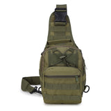 Tactical Nylon Sling Pack