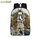 Samurai Backpacks