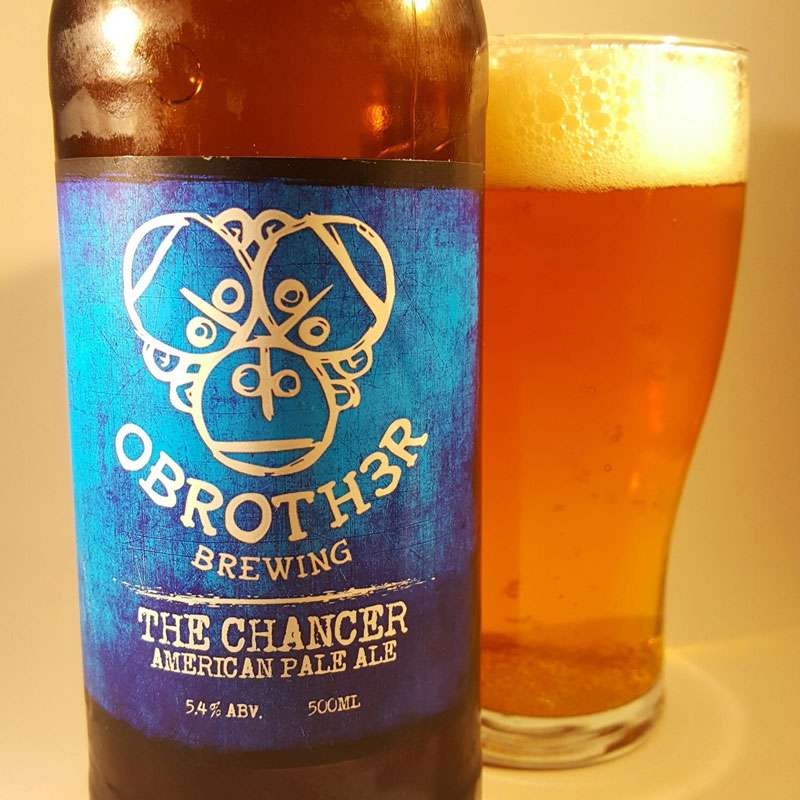 Obrother - The Chancer - American Pale Ale