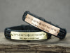 Couples Bracelets, Custom Coordinates Bracelet, His and Her Bracelet