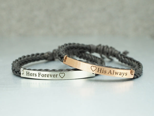 f0f3897cb319d Anniversary Bracelets for Couples – timjeweler