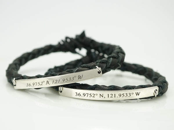 Couple Bracelet For His And Her Friendship Anniversary