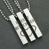 Best Bitches Necklace Set, Best Friend Necklaces, Friendship Necklace