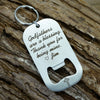 Godfather Keychain, Baptism Gift, Cross Charm Engraved, Christening Keychain