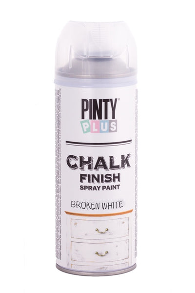 Pintyplus kalkkimaalispray - Broken White - 400ml