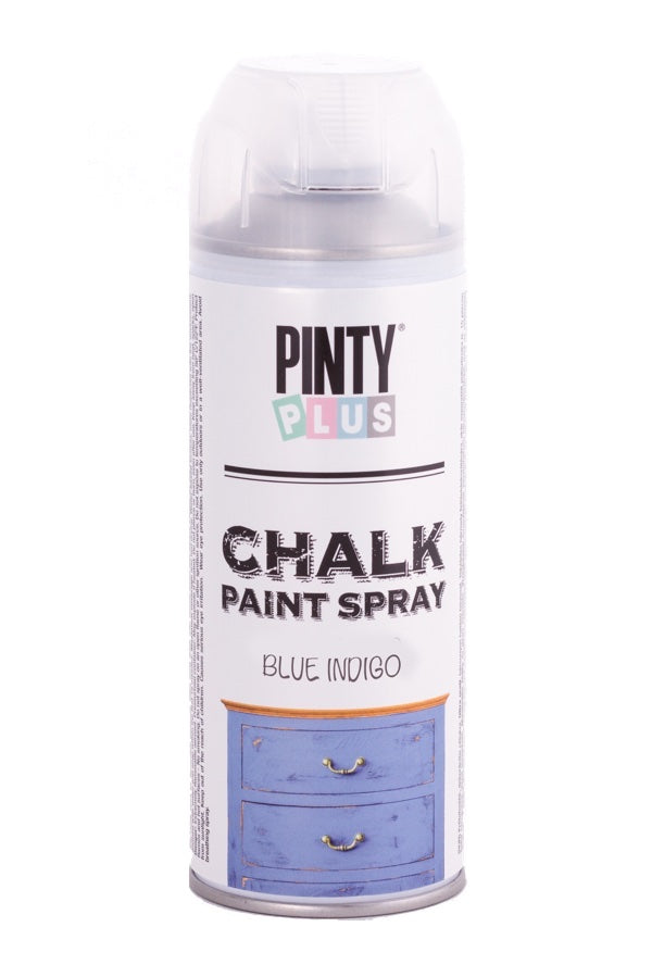 Pintyplus kalkkimaalispray - Blue Indigo - 400ml
