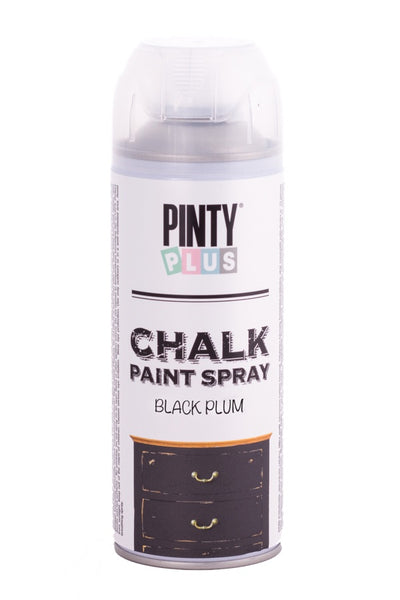 Pintyplus kalkkimaalispray - Black Plum - 400ml