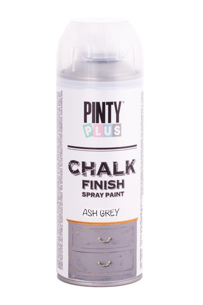 Pintyplus kalkkimaalispray - Ash Grey - 400ml