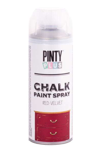 Pintyplus kalkkimaalispray - Red Velvet - 400ml