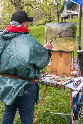 McSween Art - Sixth Annual Plein Air Event - Image 1
