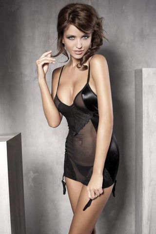 Anais Affection Satin Lace Chemise