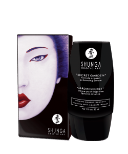 Shunga Secret Garden Orgasm Cream