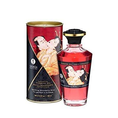 Shunga Intimate Kisses Massage Oil