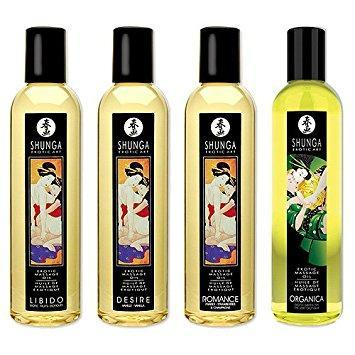 Shunga Erotic Massage Oil 250ml