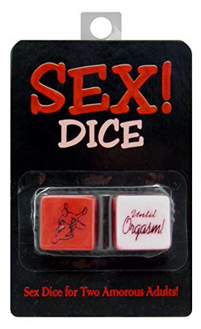 Sex! Dice Game