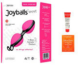 JoyDivision Joyballs Secret Kegel Exerciser