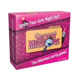 Secret Missions: Girls Night Out Party Game