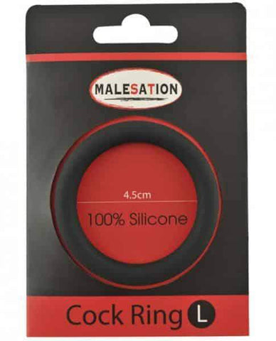 Malesation Silicone Cockring