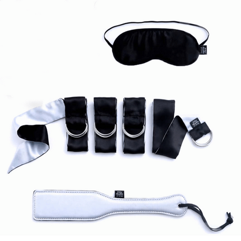 Fifty Shades of Grey First Time Bondage Kit - Submit To Me