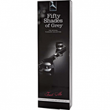 Fifty Shades of Grey Spreader Bar and Cuffs - Trust Me