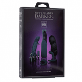Fifty Shades Darker Advanced Couples Kit - Dark Desire