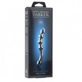 Fifty Shades Darker Stainless Steel Wand - Deliciously Deep